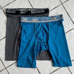 NWOT Lot of 2 Reebok Performance Underwear Briefs